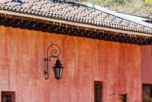 Colonial Architecture in Antigua Guatemala. Guatemala cultural tours.